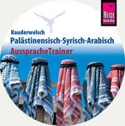 Cover-Bild zu AusspracheTrainer Palästinensisch-Syrisch-Arabisch (Audio-CD) von Leu, Hans