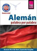 Cover-Bild zu Alemán (Deutsch als Fremdsprache, spanische Ausgabe) von Raisin, Catherine