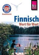 Cover-Bild zu Finnisch - Wort für Wort von Low, Hillevi