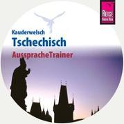 Cover-Bild zu Reise Know-How AusspracheTrainer Tschechisch (Kauderwelsch, Audio-CD) von Wortmann, Martin
