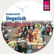 Cover-Bild zu AusspracheTrainer Ungarisch (Audio-CD) von Simig, Pia