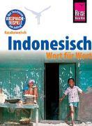 Cover-Bild zu Indonesisch - Wort für Wort von Urban, Gunda
