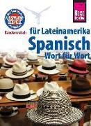 Cover-Bild zu Spanisch für Lateinamerika - Wort für Wort von Celi-Kresling, Vicente