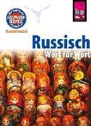 Cover-Bild zu Russisch - Wort für Wort von Becker, Elke