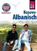 Cover-Bild zu Kosovo-Albanisch - Wort für Wort von Koeth, Wolfgang