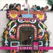 Cover-Bild zu Reise Know-How Kauderwelsch AUDIO Mexiko Slang (Audio-CD) von Grabowski, Nils Thomas