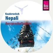 Cover-Bild zu Reise Know-How AusspracheTrainer Nepali (Kauderwelsch, Audio-CD) von Voßmann, Hans G