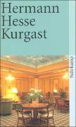 Cover-Bild zu Hesse, Hermann: Kurgast