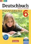 Cover-Bild zu Deutschbuch 6. Schuljahr. Materialien für den inklusiven Unterricht. Kopiervorlagen mit CD-ROM von Faber, Gisela