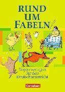 Cover-Bild zu Rund um Fabeln von Fenske, Ute