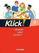 Cover-Bild zu Klick! Deutsch 7. Schuljahr. Schülerbuch von Angel, Margret