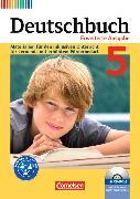 Cover-Bild zu Deutschbuch 5. Schuljahr. Erweiterte Ausgabe. Lehrerband von Faber, Gisela
