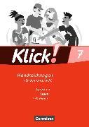 Cover-Bild zu Klick! 7. Handreichungen für den Unterricht von Creutz-Völker, Marie-Cäcilia