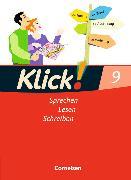 Cover-Bild zu Klick! Deutsch 9. Schuljahr. Schülerbuch von Angel, Margret