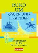 Cover-Bild zu Sagen und Legenden von Becker, Heliane