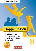 Cover-Bild zu Doppel-Klick 8. Schuljahr. Differenzierende Ausgabe. Materialien für den inklusiven Unterricht. Kopiervorlagen mit CD-ROM von Bähnk, Nina