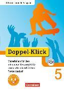 Cover-Bild zu Doppel-Klick 5. Schuljahr. Differenzierende Ausgabe. Materialien für den inklusiven Unterricht mit CD-ROM von Bähnk, Nina