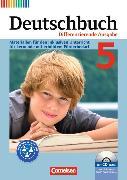 Cover-Bild zu Deutschbuch 5. Schuljahr. Differenzierende Ausgabe. NW von Faber, Gisela