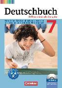 Cover-Bild zu Deutschbuch 7. Schuljahr. Differenzierende Ausgabe von Faber, Gisela