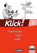 Cover-Bild zu Klick! Deutsch 9. Schuljahr. Kopiervorlagen von Angel, Margret