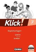 Cover-Bild zu Klick! Deutsch 7. Schuljahr. Kopiervorlagen von Angel, Margret