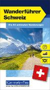 Cover-Bild zu Wanderführer Schweiz von Hallwag Kümmerly+Frey AG (Hrsg.)