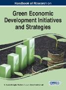 Cover-Bild zu Handbook of Research on Green Economic Development Initiatives and Strategies von Ahmad, Imran Habib (Hrsg.)