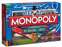 Cover-Bild zu Monopoly FC Basel 1893
