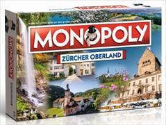 Cover-Bild zu Monopoly Zürcher Oberland