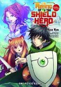 Cover-Bild zu Kyu, Aiya: The Rising Of The Shield Hero Volume 01: The Manga Companion
