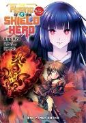 Cover-Bild zu Yusagi, Aneko: The Rising of the Shield Hero, Volume 5: The Manga Companion