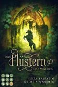 Cover-Bild zu Das Flüstern des Waldes (Die Keloria-Saga 1) (eBook) von Valentin, Mira
