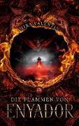 Cover-Bild zu Die Flammen von Enyador von Valentin, Mira