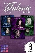 Cover-Bild zu Die Talente: Alle Bände der mitreißend romantischen Serie in einer E-Box! (Die Talente-Reihe) (eBook) von Valentin, Mira