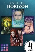 Cover-Bild zu Over the Horizon. Vier magische Romantasy-Romane mit Suchtfaktor (Die Aktions-E-Box von Impress!) (eBook) von Wandres, Kathrin