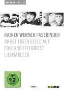 Cover-Bild zu Rainer Werner Fassbinder von Fassbinder, Rainer Werner
