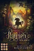 Cover-Bild zu Das Raunen der Berge (Die Keloria-Saga 2) von Valentin, Mira