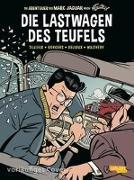Cover-Bild zu Tillieux, Maurice: Die Abenteuer des Marc Jaguar - Gesamtausgabe 2