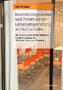 Cover-Bild zu Ninnemann, Katja: Innovationsprozesse und Potentiale der Lernraumgestaltung an Hochschulen