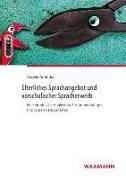 Cover-Bild zu Anderka, Angela: Elterliches Sprachangebot und vorschulischer Spracherwerb