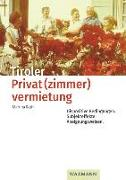 Cover-Bild zu Röthl, Martina: Tiroler Privat(zimmer)vermietung
