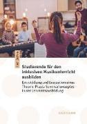 Cover-Bild zu Zacheja, Heidi: Studierende für den inklusiven Musikunterricht ausbilden