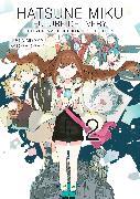 Cover-Bild zu Oshio, Satoshi: Hatsune Miku: Future Delivery Volume 2