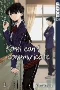 Cover-Bild zu Oda, Tomohito: Komi can't communicate 01
