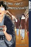Cover-Bild zu Oda, Tomohito: Komi can't communicate 08