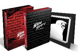 Cover-Bild zu Miller, Frank: Frank Miller's Sin City Volume 1: The Hard Goodbye (Deluxe Edition)