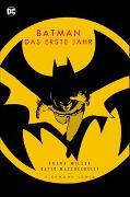 Cover-Bild zu Miller, Frank: Batman Deluxe: Das erste Jahr