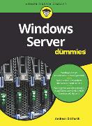 Cover-Bild zu Windows Server für Dummies von Bär, Thomas