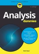 Cover-Bild zu Analysis für Dummies (eBook) von Ryan, Mark