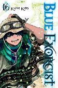 Cover-Bild zu Kazue Kato: Blue Exorcist, Vol. 16